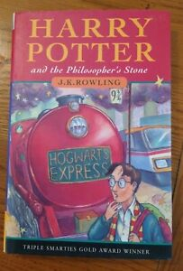 Harry Potter and the Philosophers Stone.Rowling HB. 1st Edition, 28th printing