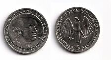 "ALEMANIA  1982  5 MARKS  NI ""  MARTIN LUTHER ""   UNC-  KM:156"