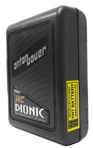 RE-CELLED Anton Bauer Dionic HC Gold Mount Battery 110Wh - 1 Year Warranty