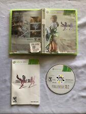 Final Fantasy XIII-2 Xbox 360 Game