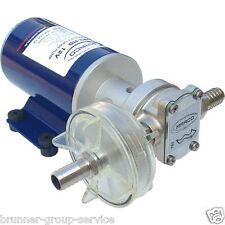 UP9-HD Pumpe für Dauerbelastung mit Flansch, 4 bar, 12 l/min - 24V