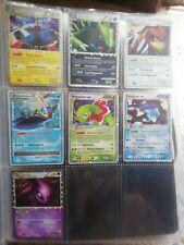 carte (7) pokemon EX lotto - buone condizioni