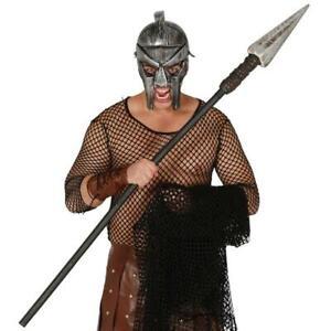 Detachable Spear Lance Roman Ancient Warrior Fancy Dress Party Accessory