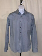 NWT THEORY Button Up Long Sleeve Shirt Size -M