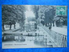LOUVIERS  :  Boulevard Postel........VO.1906.