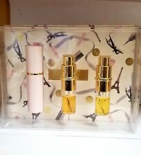 Lovely by Sarah Jessica Parker 3 Pces Set 3x0.34 ozEdp spray Refilable Same As