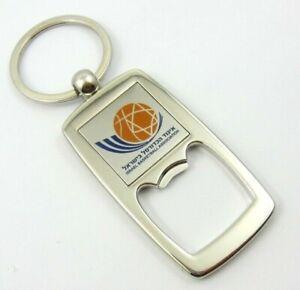 Israel Basketball Association Key Chain Chromed
