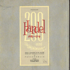 100 x 10inch Classical MAINARDI KOGAN FAIN BACKHAUS De VITO TORTELIER OISTRAKH