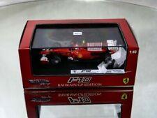 Modellini statici di auto da corsa Formula 1 Hot Wheels Fernando Alonso