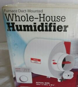 Honeywell HE240 Furnace Duct Mounted Whole House Humidifier - New in Box!