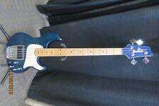 IBANEZ ATK300 4-STRING BLUE BASS GUITAR