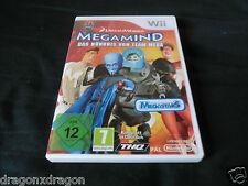 Megamind - Das Bündnis von Team Mega (Nintendo Wii), komplett mit Anleitung