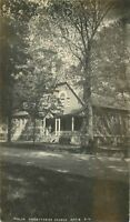 C-1910 Oneida County Rome New York Welch Presbyterian RPPC Photo Postcard 6959