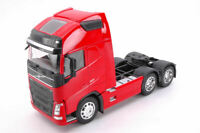Models Truck Scale 1:3 2 Welly Volvo Fh 3 Axle modellcar diecast Truck Lorry