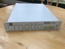 Aston Motto Broadcast Character Generator