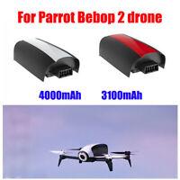 Rechargeable Lipo Battery high capacity 3100mAh/4000mAh for Parrot Bebop 2 Drone