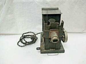 Antique Keystone MFG Co Moviegraph Made in Boston Mass USA Movie Projector Toy