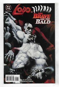 Lobo Deadman The Brave And The Bald Very Fine