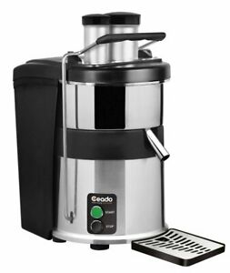 Ceado Commercial Centrifugal Juicer - Heavy Duty