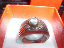Crystal Vintage Costume Jewellery (1970s)