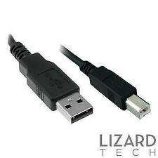 NEW USB 2.0 A Male to B Male Cable for HP OfficeJet 6105 6110 Printer