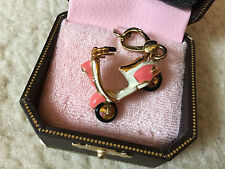 NIB Juicy Couture Charm Dolce Vita Scooter Vespa
