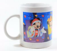 Collectible Vintage Donald Duck Goofy Mickey Mouse Minnie Coffee Mug Cup