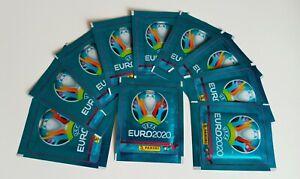PANINI Euro 2020 NO PREVIEW sealed bag