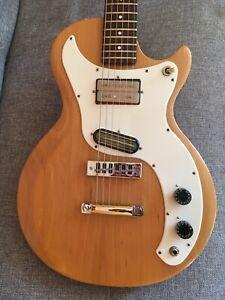 Original Gibson USA Vintage 1975 Marauder E Gitarre Natur 3,7 KG - 46 Jahre alt