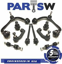 10Pc Suspension Kit for Ford Expedition F-150 & Lincoln Control Arms Tie Rod End