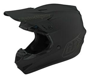 2021 TROY LEE DESIGNS TLD GP HELMET ADULT MONO BLACK MOTOCROSS NEW MX CHEAP BMX
