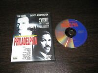 Philadelphia DVD Tom Hanks Denzel Washington Antonio Banderas