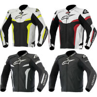 2019 Alpinestars Celer Motorcycle Leather Jacket Sport Fit - Pick Size/Color