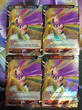 Majin Buu, Full of Energy 4x TB1-006 R Dragon Ball Super PLAYSET