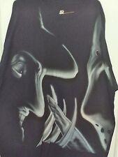 New Mens Black Freddy Vs Jason Tee T-Shirt Sz 2X Nwot