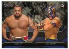 2016 Topps WWE Then Now Forever Rivalries WWE #17 Kalisto vs. Rusev