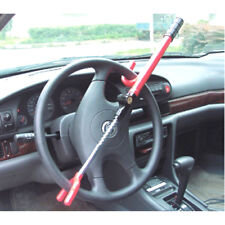 Extendable car wheel steering lock van caravan anti theft security heavy duty
