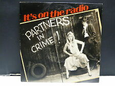 PARTNERS IN CRIME It's on the radio 102226