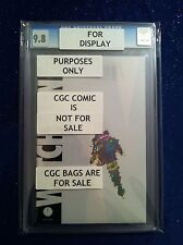 20 Diamond CGC Mylar Bags + Extras! See Fantastic Four in Dazzling Brilliance
