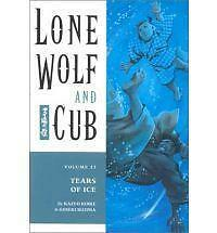 Lone Wolf and Cub: Vol 23: Tears of Ice by Kazuo Koike (Paperback) 9781569715956