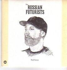 (DA501) The Russian Futurists, Paul Simon - 2006 DJ CD