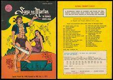 Philippine National Classic Illustrated Komiks SAGA NG MACTAN Comics