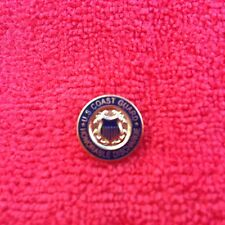 US COAST GUARD HONORABLE DISCHARGE TIE TAC/HAT/LAPEL PIN