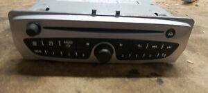 Autoradio With CD 281155040RT Renault Megane III Scenic III -  NO CODE!!