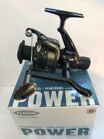 Fladen Power 150 Rear Drag Spinning Fishing Reels pike carp bass reel