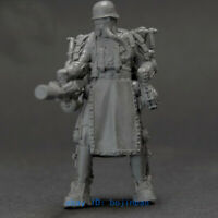1/35 Modern Soldier Unpainted Model Kits Military Army Warrior Resin Figure Kits