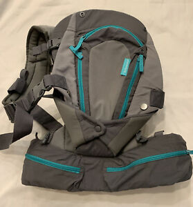 Infantino Carry On Multi-Pocket Baby Carrier Backpack Adjustable Great Condition