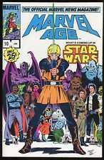 Marvel Age #10 VF Star Wars