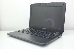 "Lenovo N21 Chromebook Type 80MG 11.6"" Intel Celeron N2840 2GB RAM 16GB eMMC"