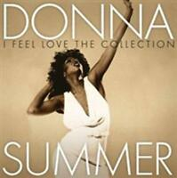 Donna Summer - I Feel Love: The Collection NEW CD